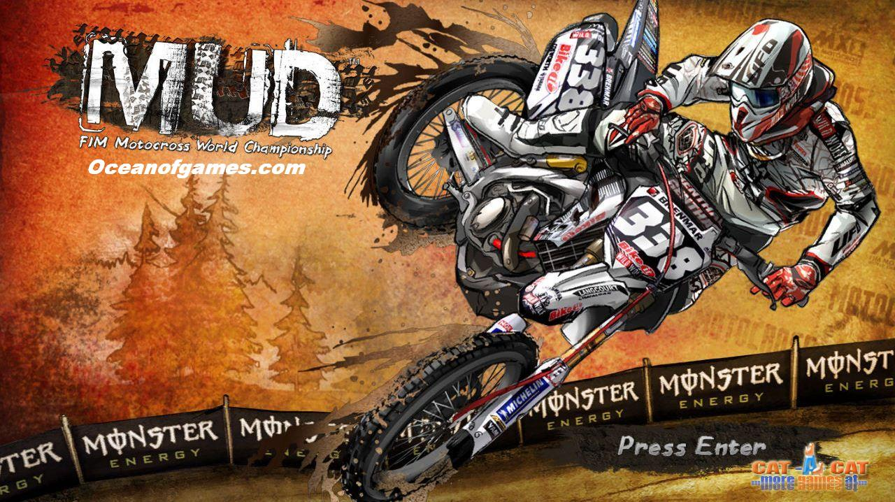 Dirt Bike Racing Games Mud Fim Motocross World