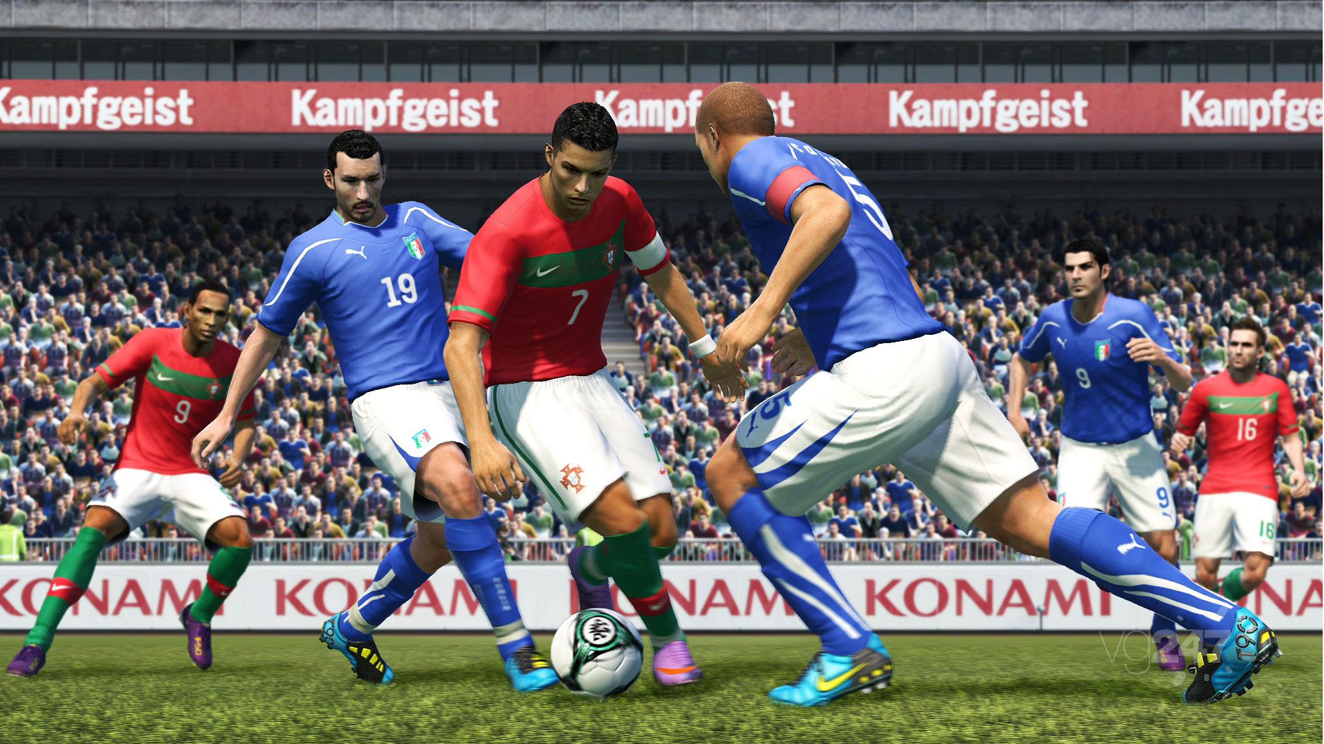 PES Pro Evolution Soccer 2011 Download Free