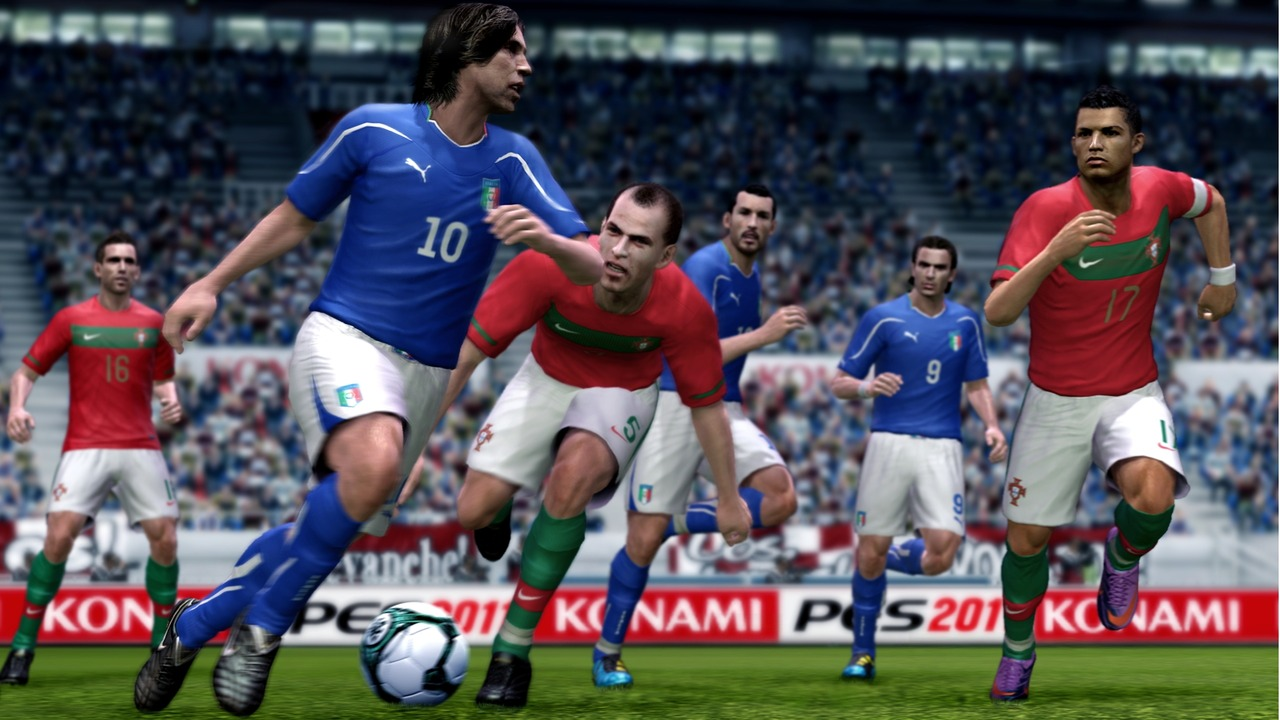 PES Pro Evolution Soccer 2011 Features