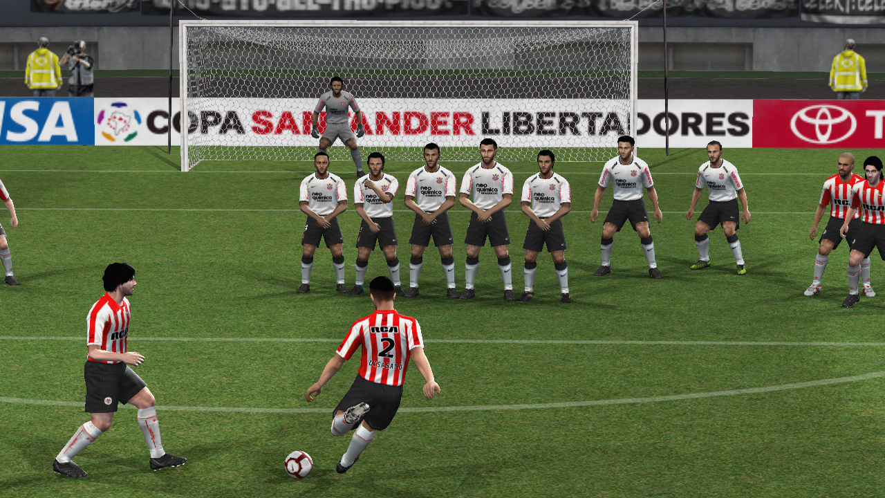 PES Pro Evolution Soccer 2011 Free DOwnload