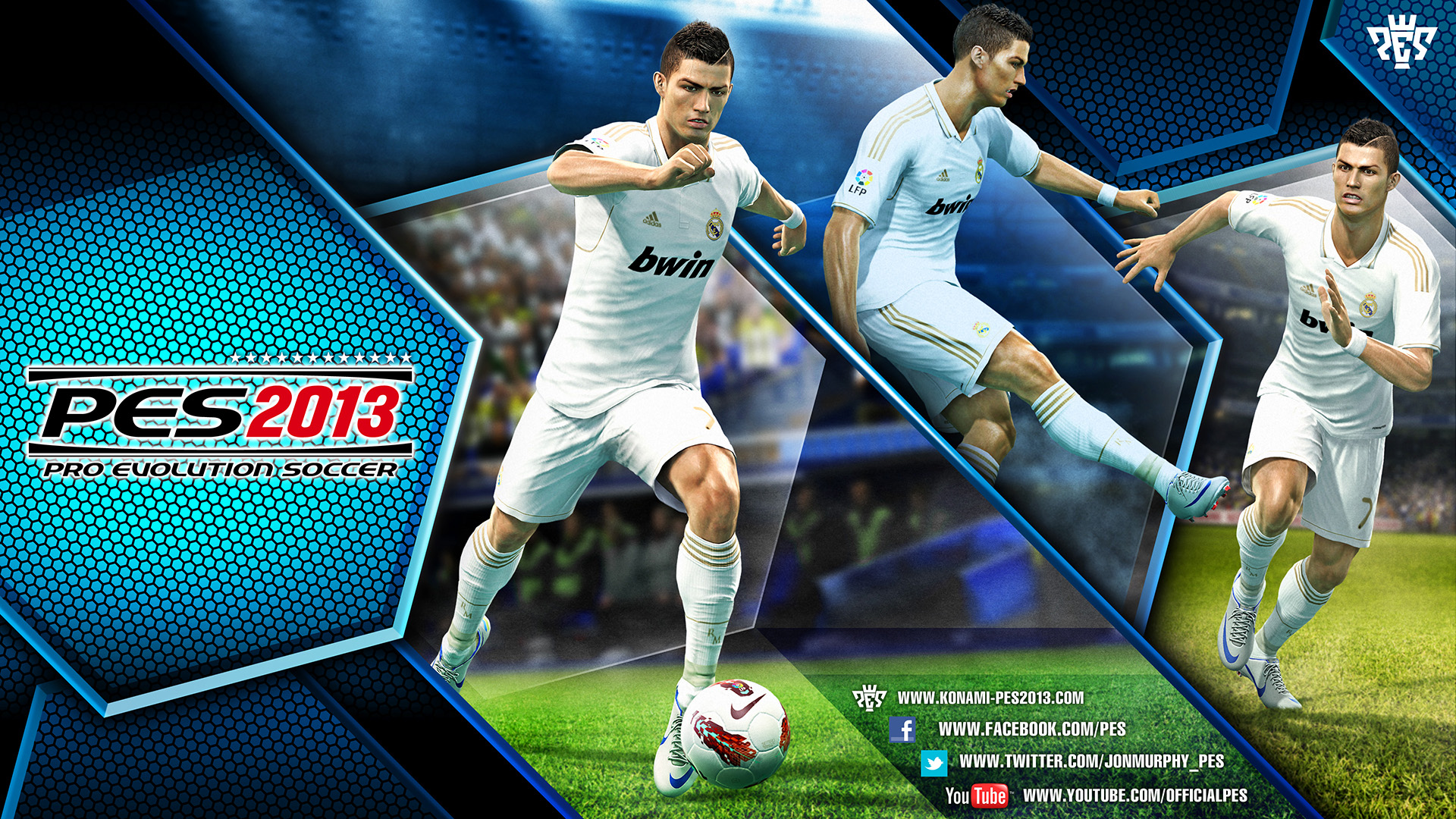 PES Pro Evolution Soccer 2013 Free Setup Download