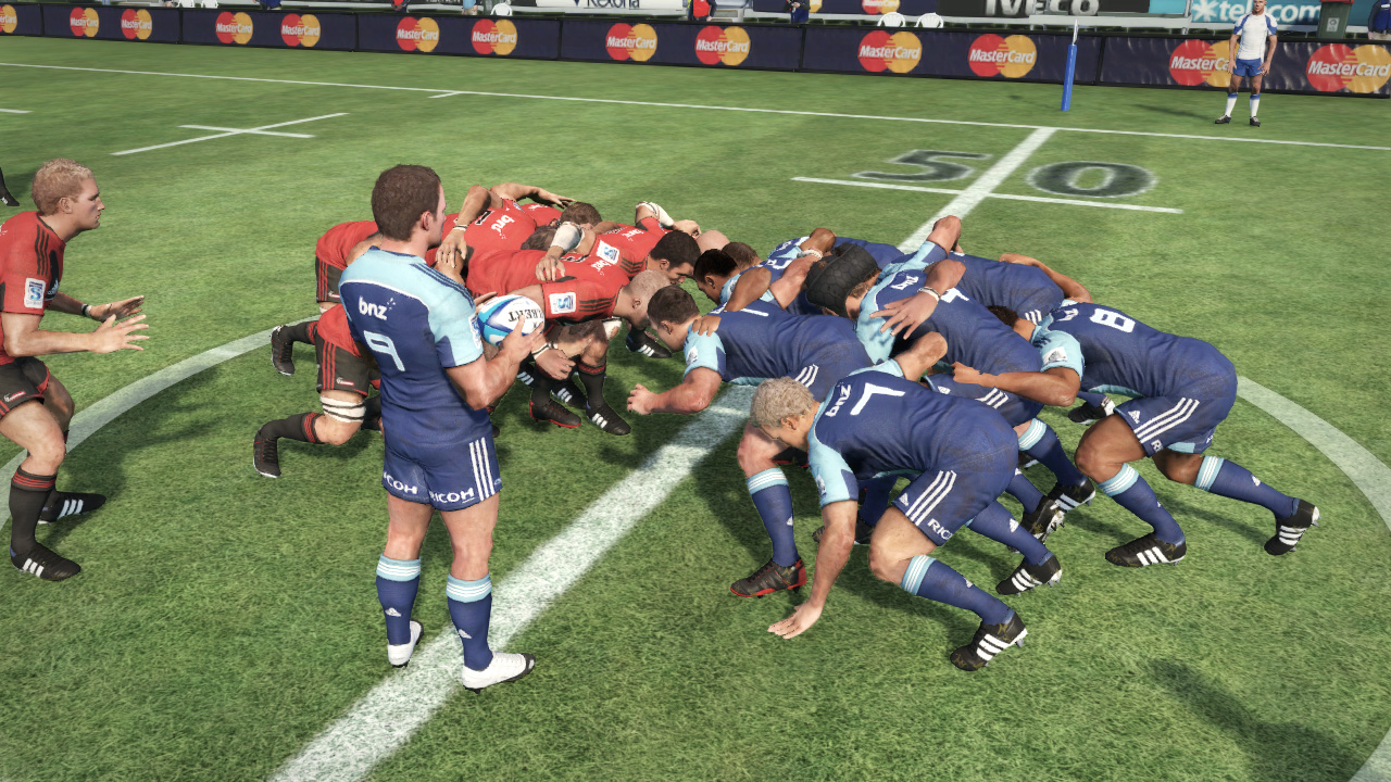 Rugby Challenge  Features
