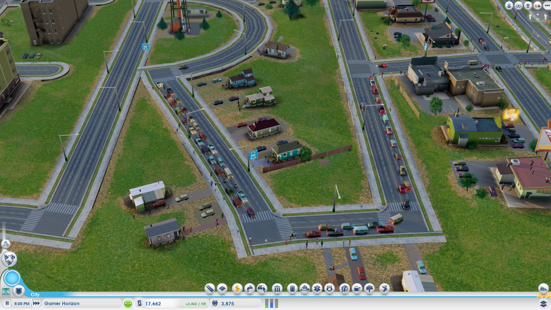 Simcity free download ocean of games for Build a house online free