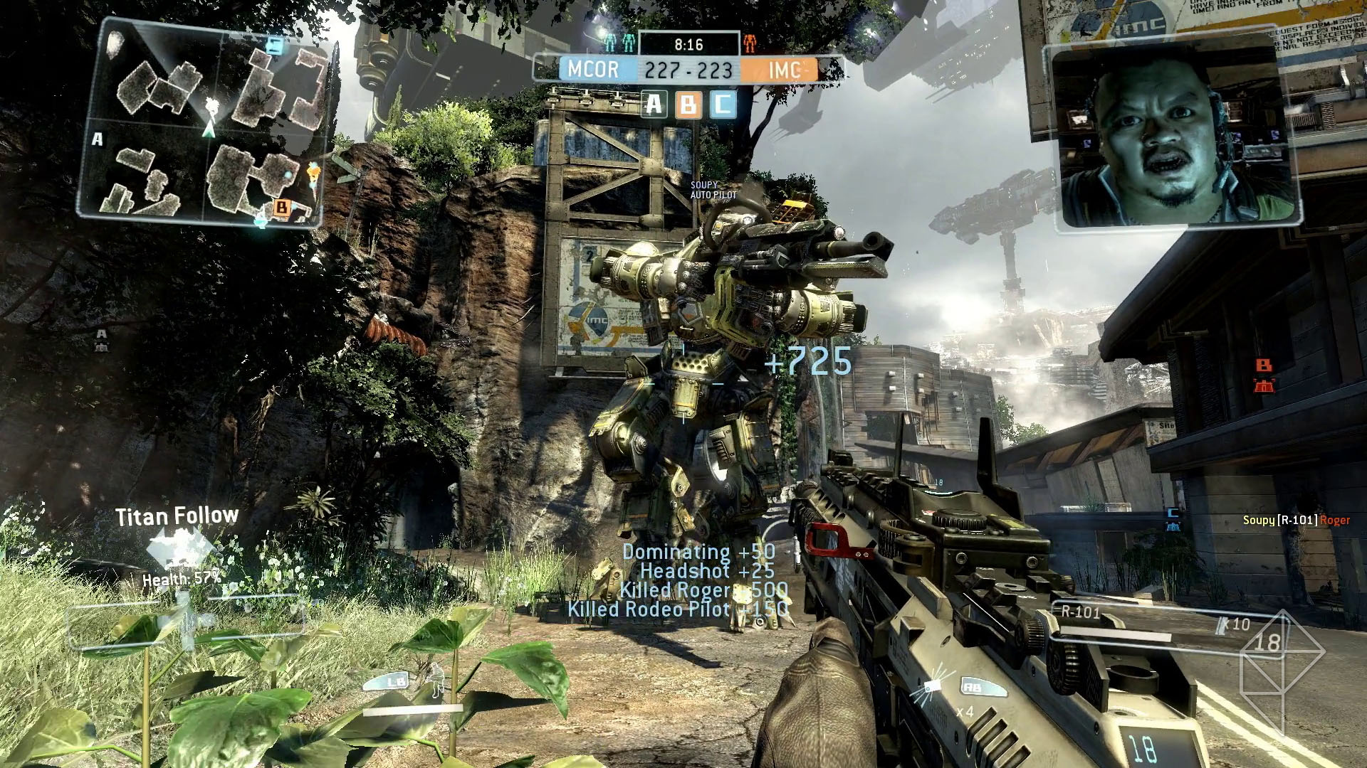 Titanfall PC Game Features