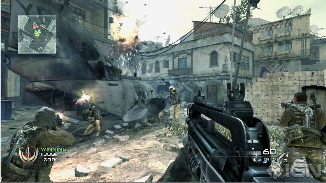 Call of duty 4: modern warfare free download « igggames.