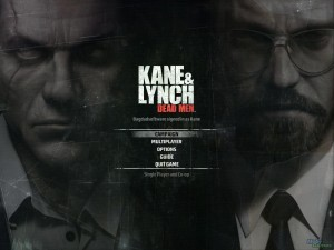 kane & lynch dead man features