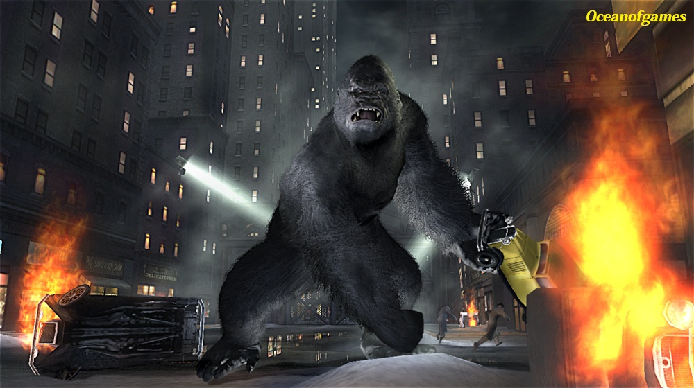 King Kong Free Games