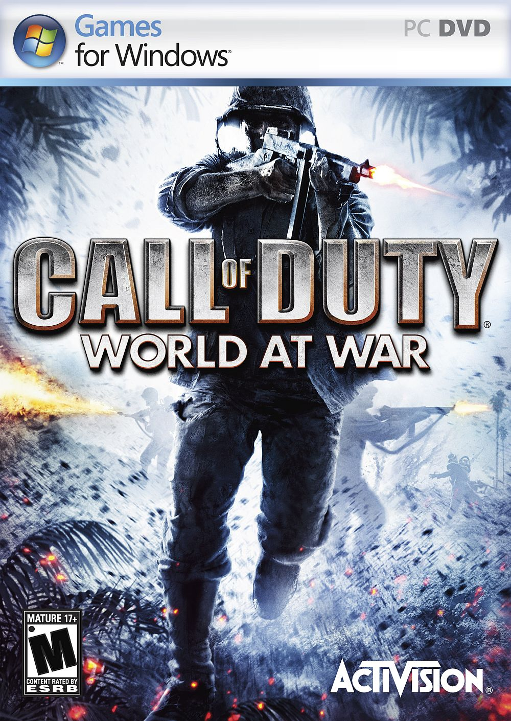 Call of Duty World at War Free Download - Ocean Of Games