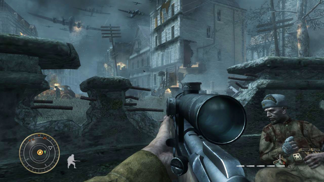 Call of duty world at war download free.
