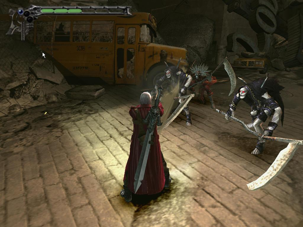 Devil May Cry 3 Dante's Awakening Free Download - Ocean Of Games
