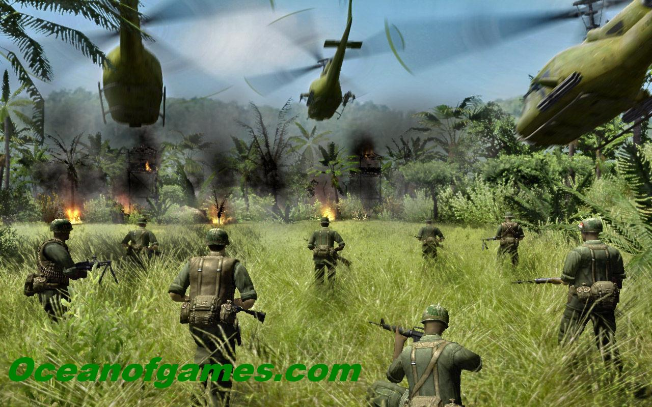 Men Of War Vietnam Free Download