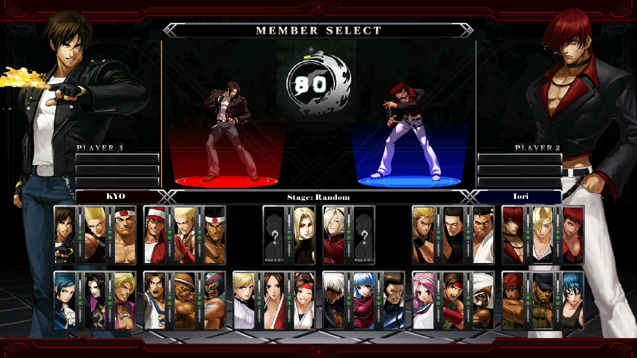 The King of Fighters xiii Free Game