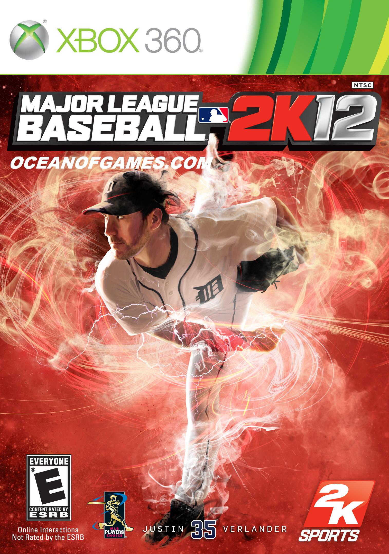 Major League Baseball 2K12 free download