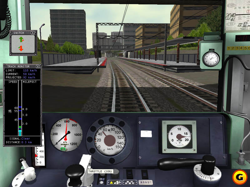 Microsoft Train Simulator Setup