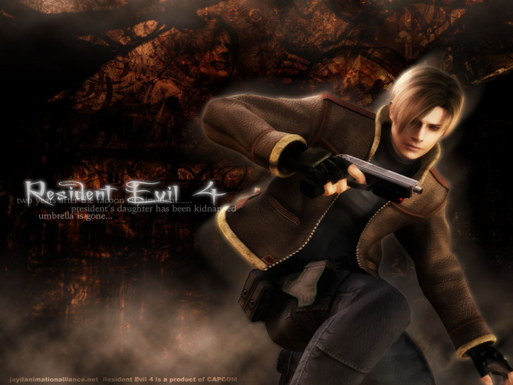 Resident Evil 4 Free Download Full PC Game
