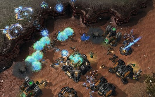 StarCraft II Heart Of The Swarm Features