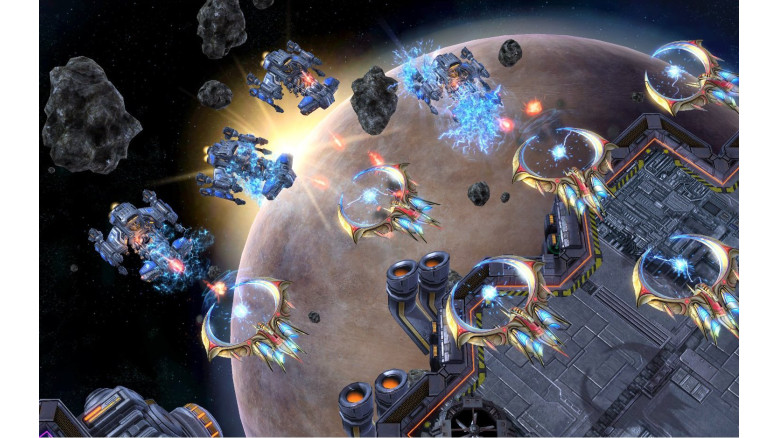 StarCraft II Heart Of The Swarm Free Setup Download