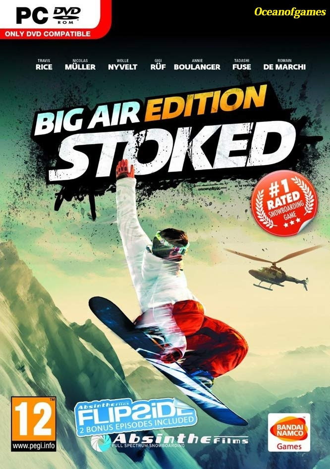 Stoked Big Air Edition Free Download