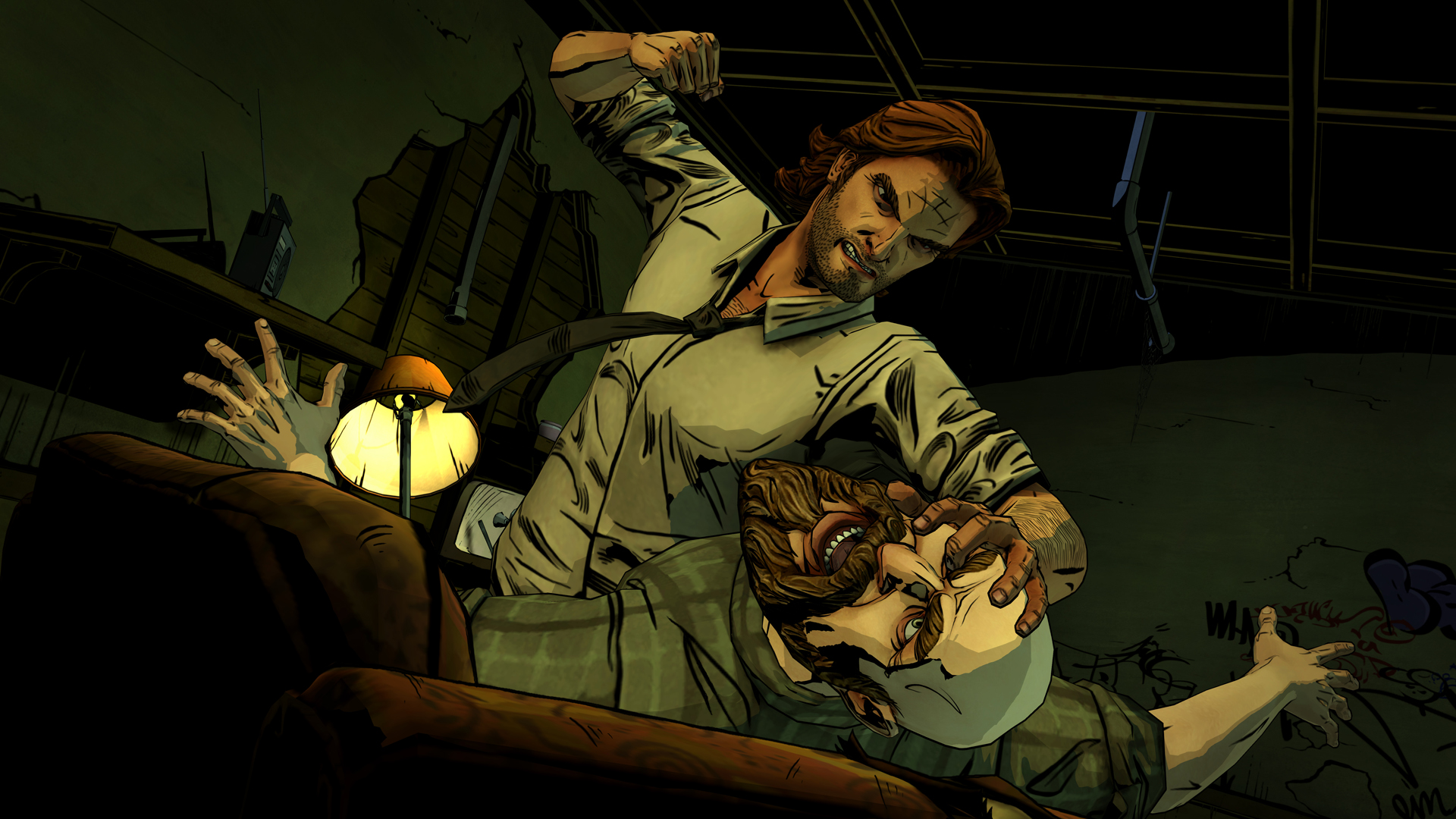 The Wolf Among Us Setup