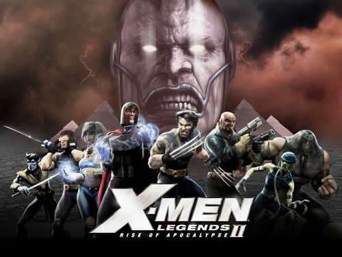 X-Men Legends II Rise of Apocalypse Free Game Play