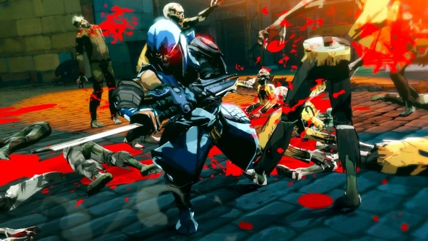 Ninja Gaiden Z PC Free Game