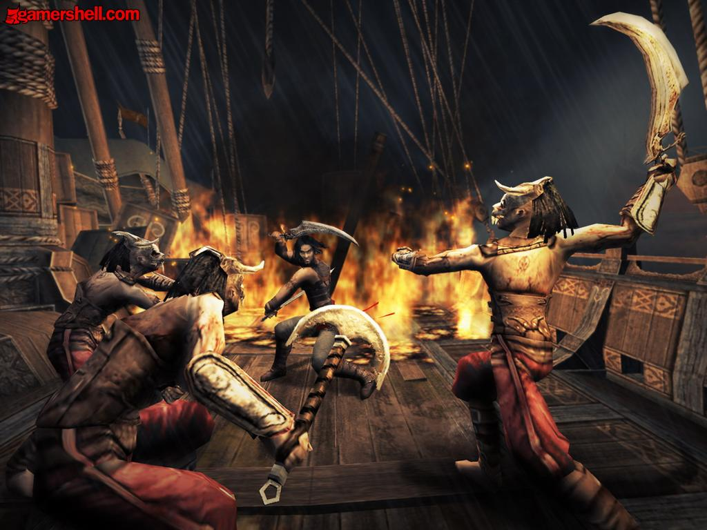 Prince Of Persia Warrior Within Free Download - Ocean Of Games