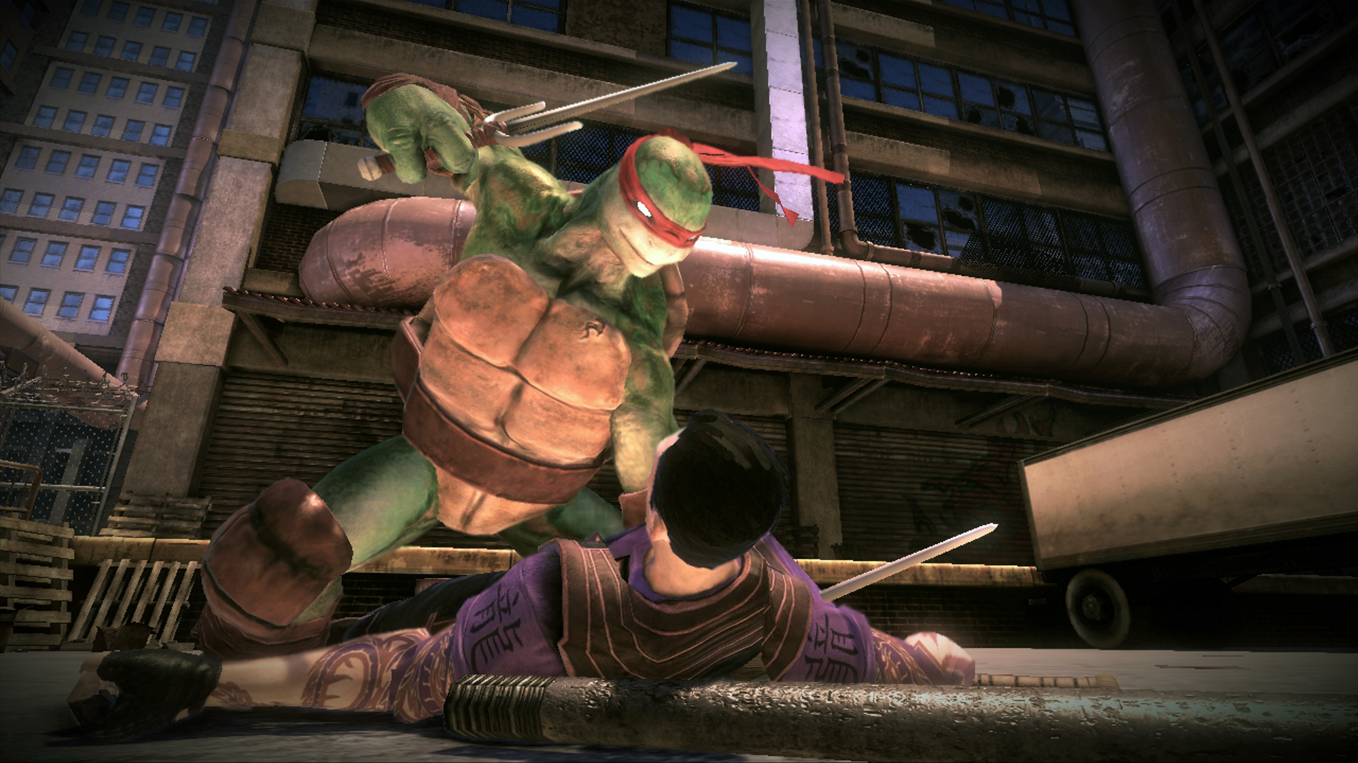 Teenage Mutant Ninja Turtles Out Of The Shadows Free Game