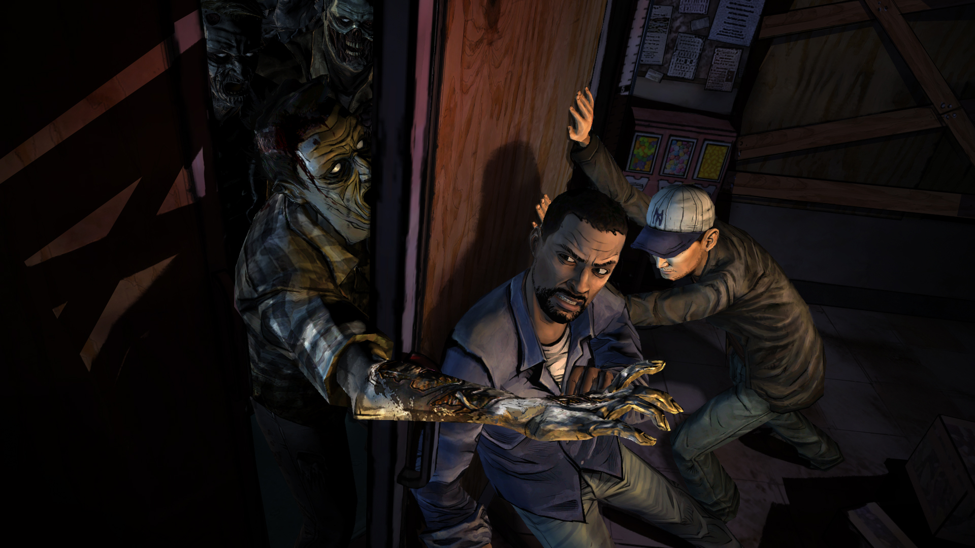 The Walking Dead 2012 Free Game Play
