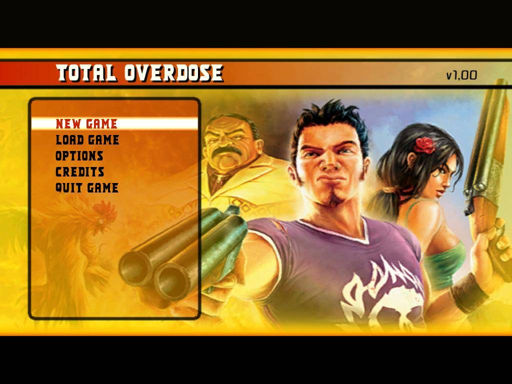 Total Overdose Free Download