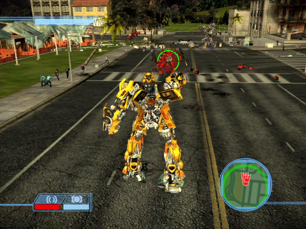 Transformers Game Free Download - Ocean Of Games