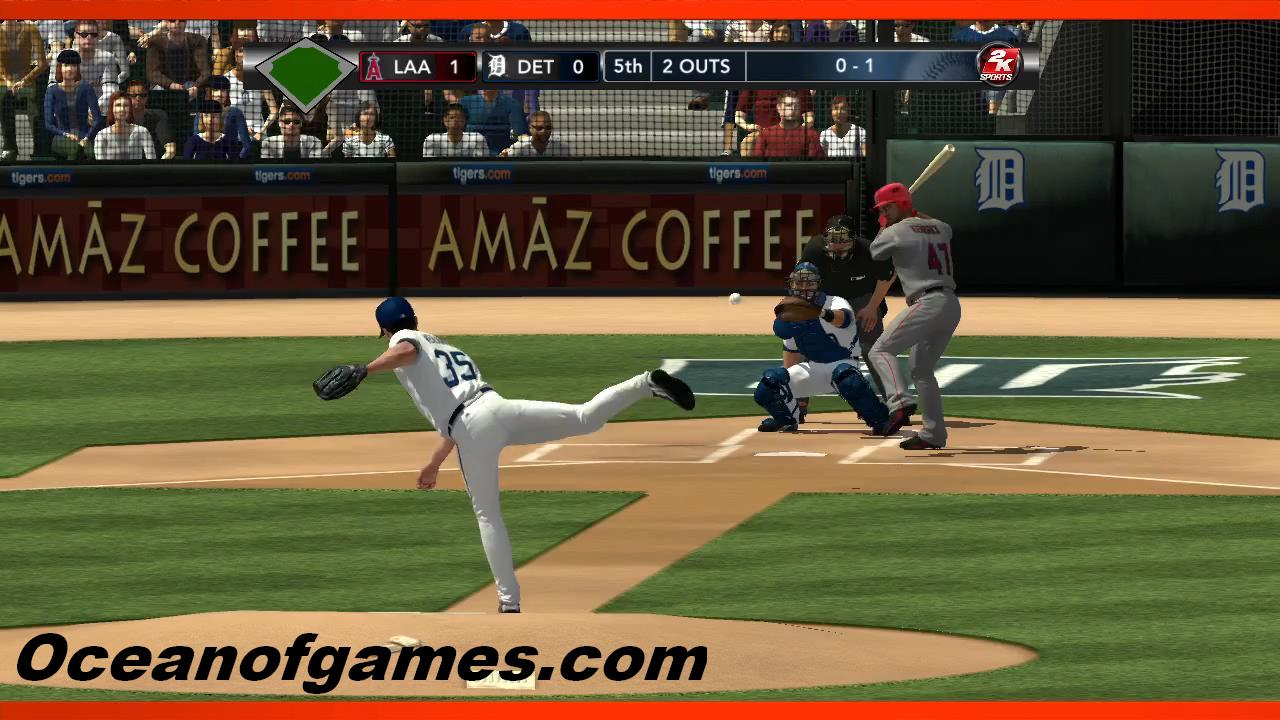 Major League Baseball 2K12 free