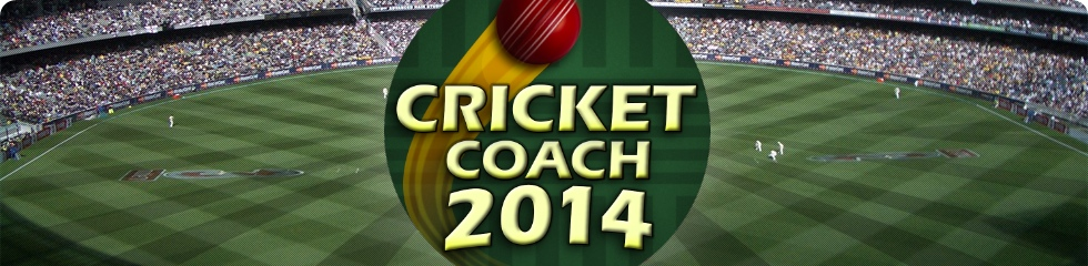 Cricket Coach 2014  Download Free