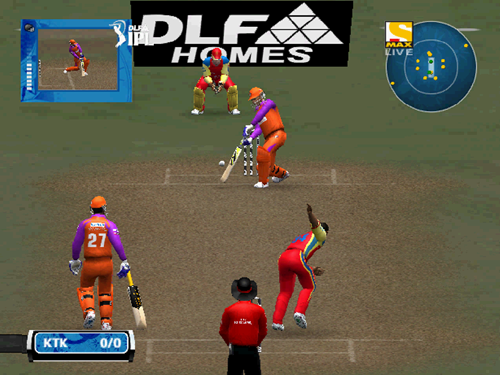 free cricket online games