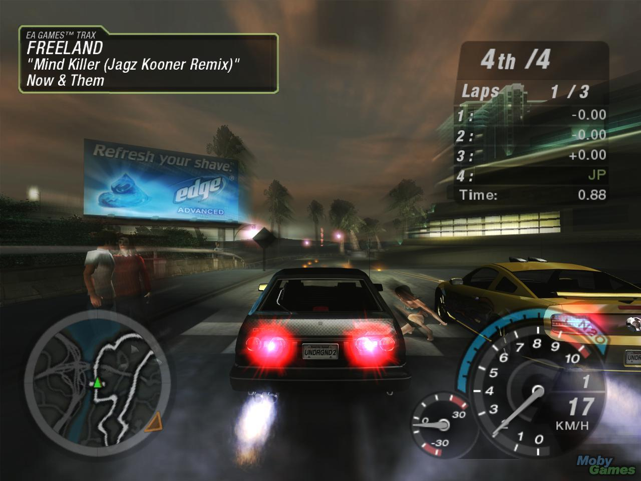 System Requirements Of Need For Speed Underground 2