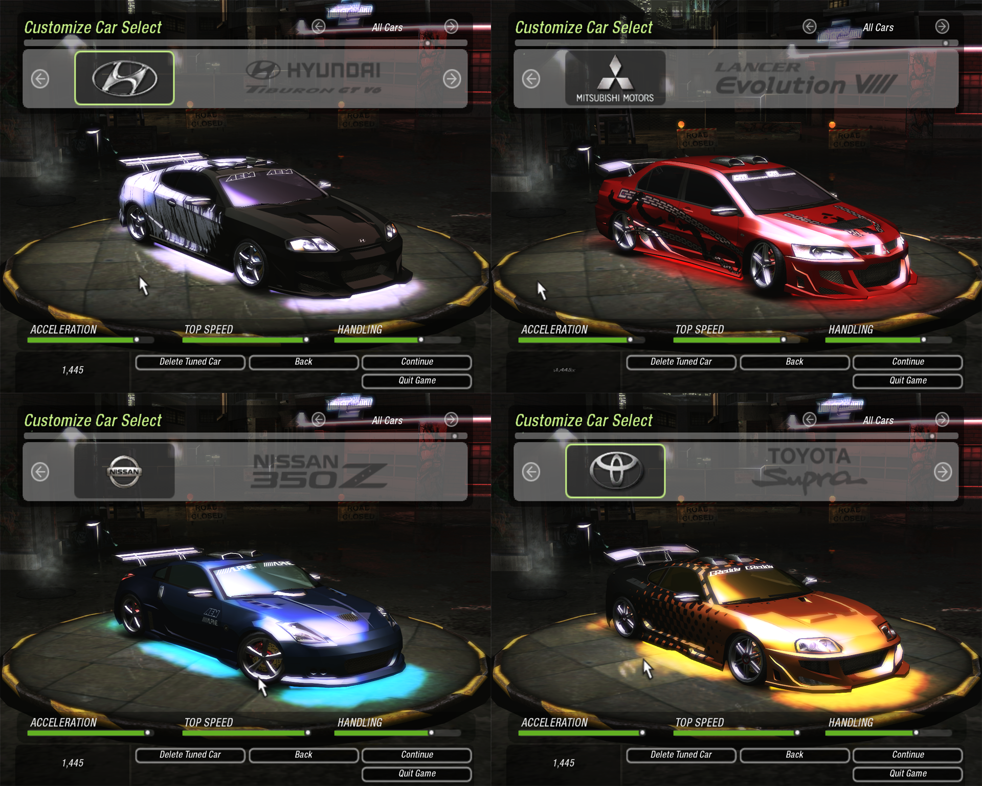 Need For Speed Underground 2 Free Download - Ocean Of Games