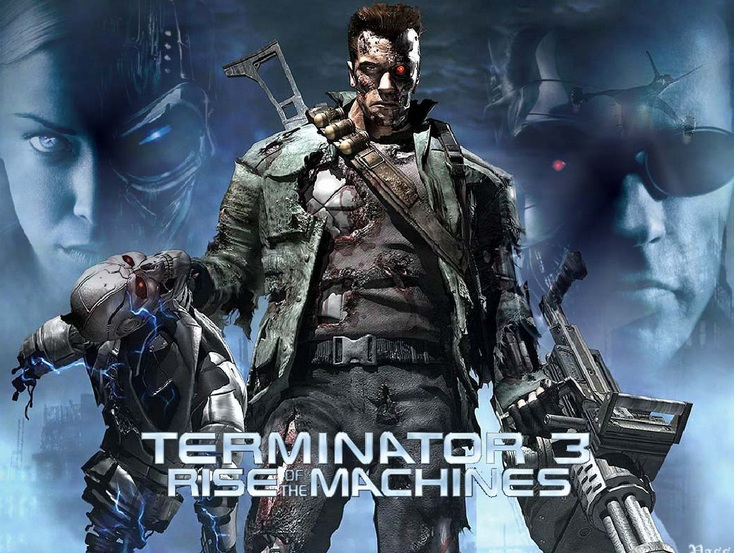 age of computers the rise of the machines Terminator 3: rise of the machines is a 2003 film ordinary computers in office buildings she is a healthy female of breeding age.