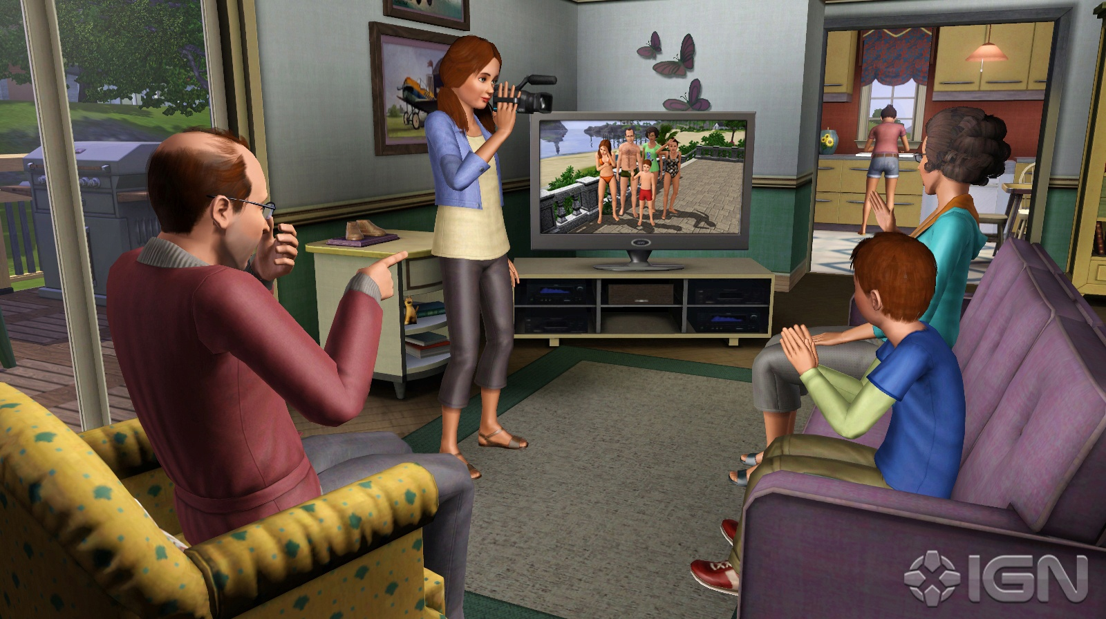 The Sims 3 Generations Free