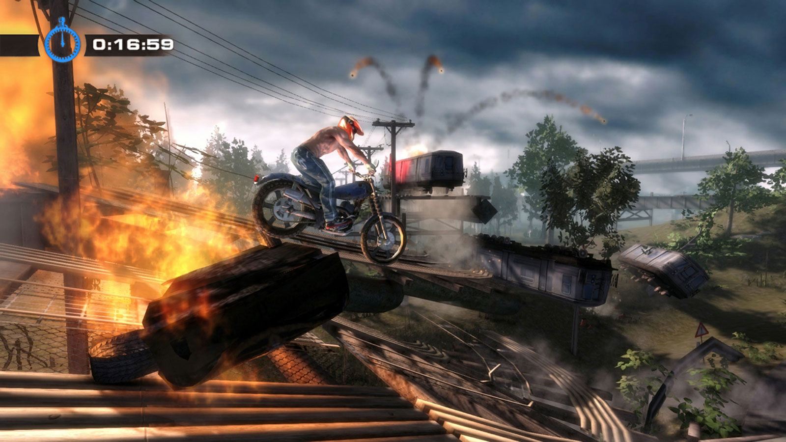 Urban Trial Freestyle Free Download PC Game