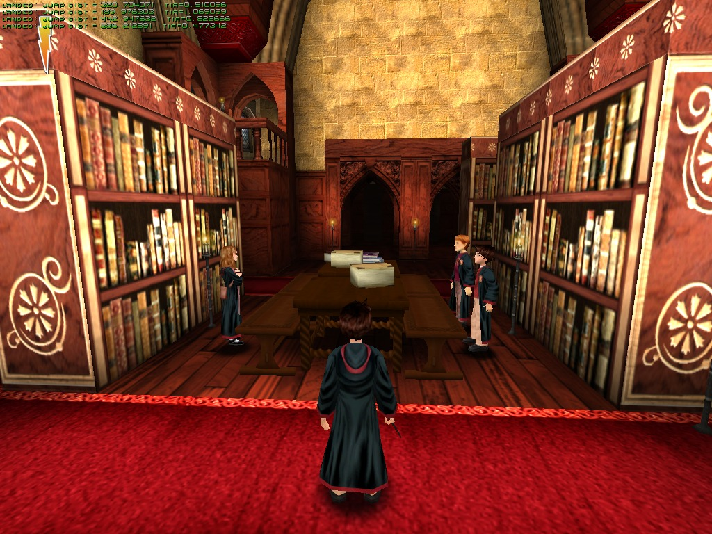 harry potter the game: