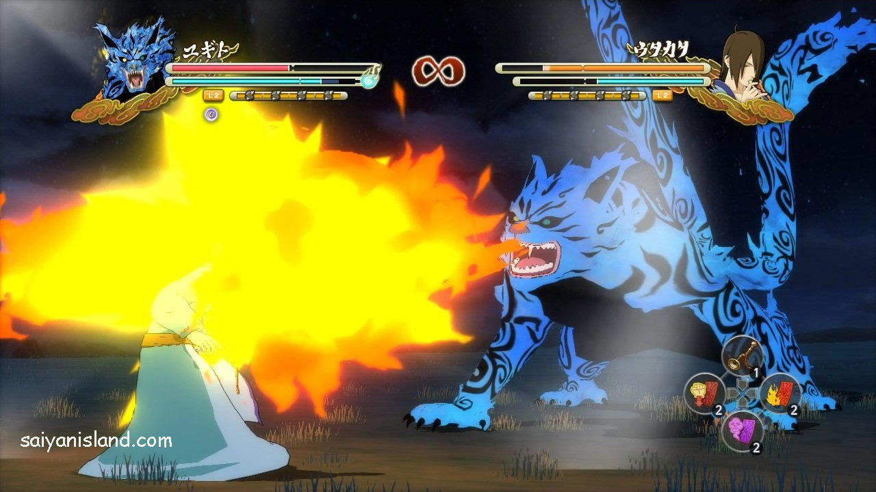 NARUTO Shippuden Ninja Storm 3 Free Download - Ocean Of Games