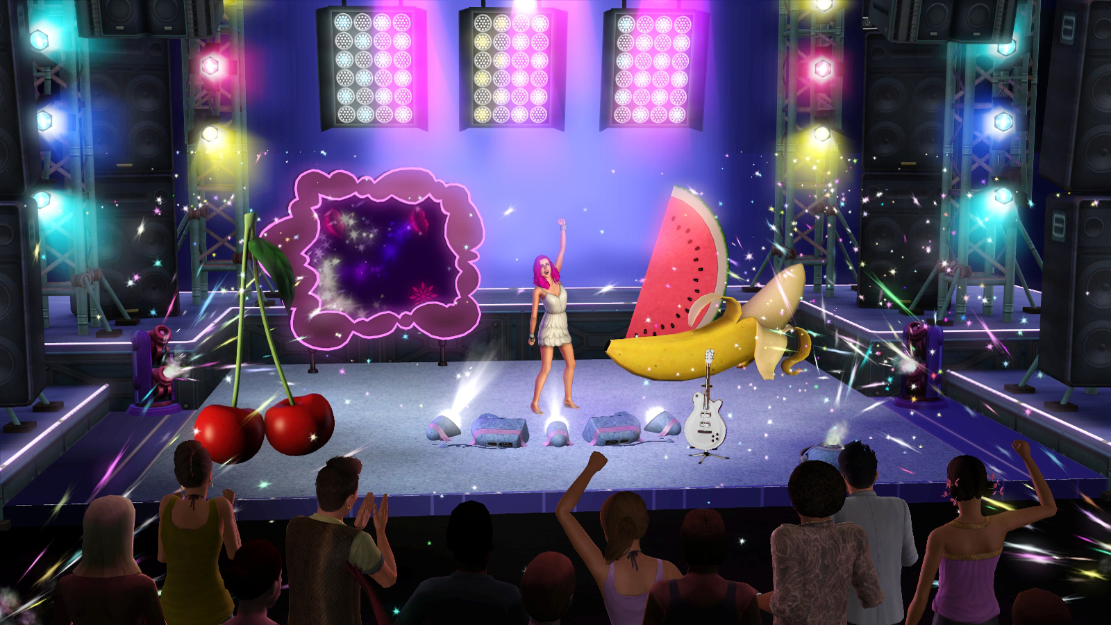 The Sims 3 Katy Perry Sweet Treats Free Setup