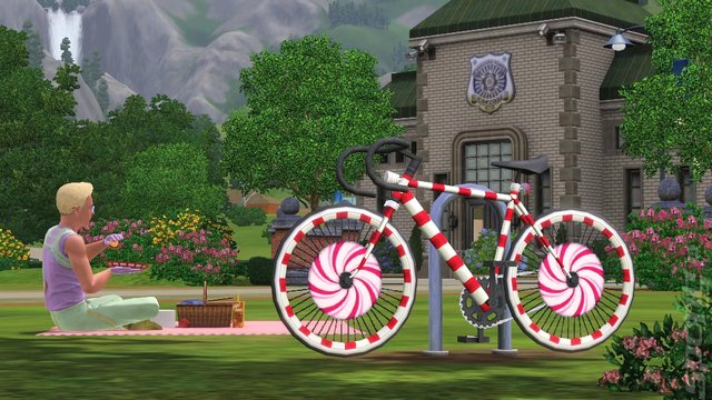 The Sims 3 Katy Perry Sweet Treats Play
