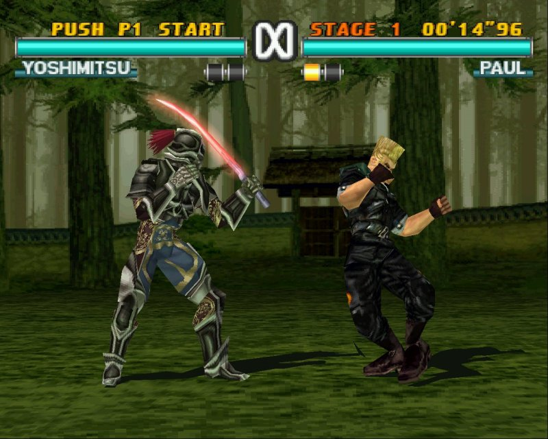 Tekken 3 Multiplayer download