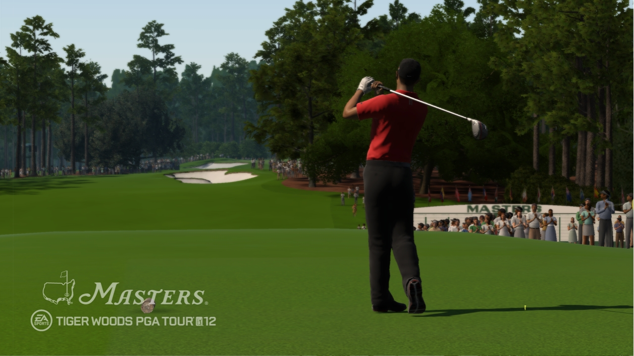 Tiger Woods PGA Tour 12 The Masters Free Play