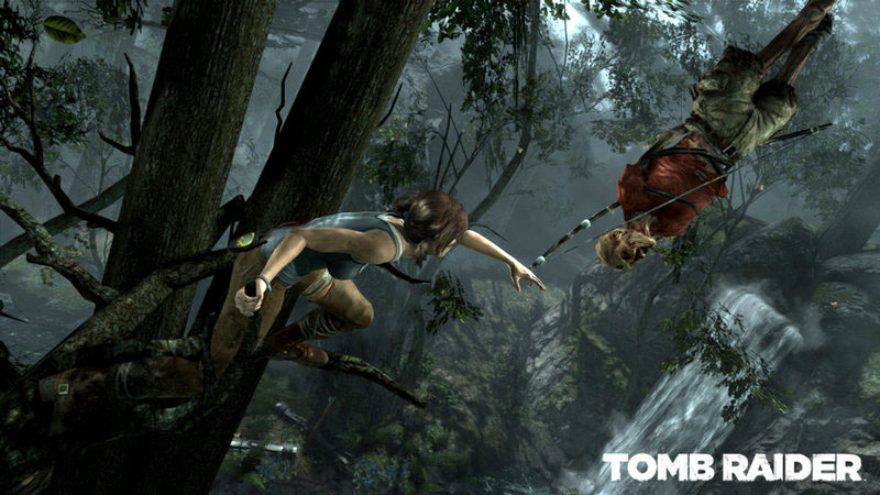 Tomb Raider Survival Edition 2013 Free Game Play