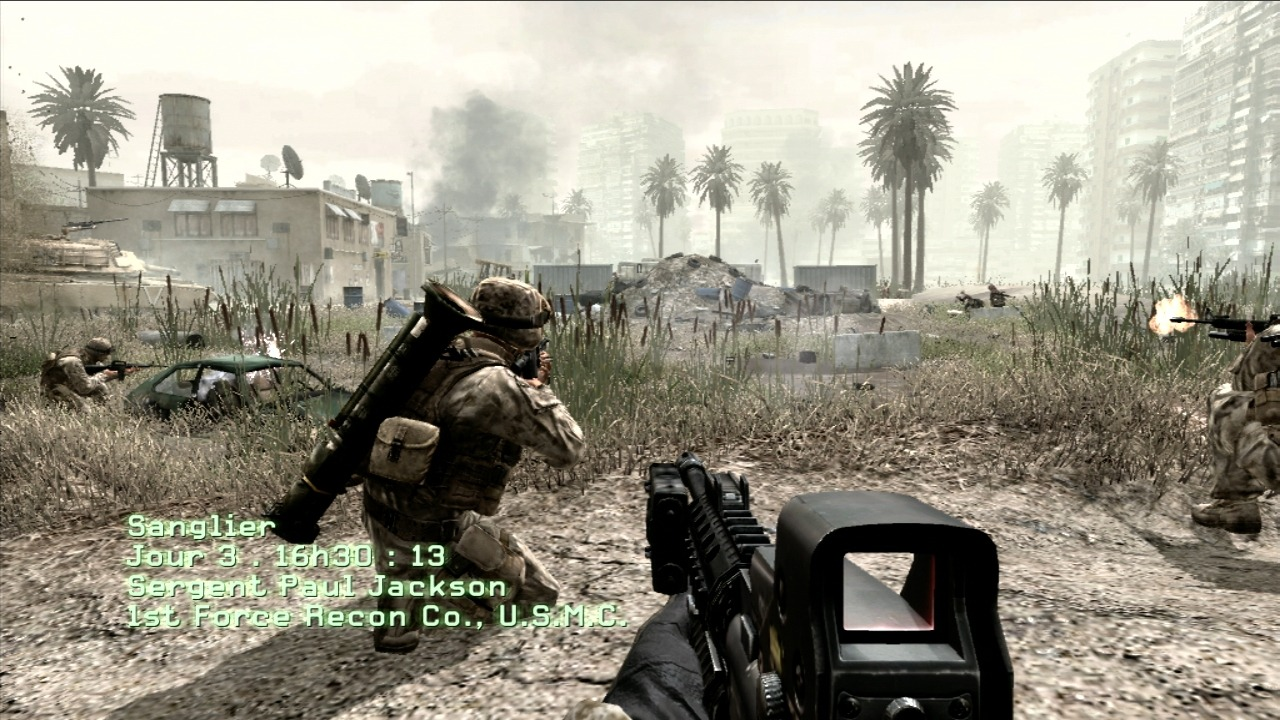 Full Program Yuvası: Call of Duty 4 Modern Warfare COD4MW v1.7 Cracked Full Torrent