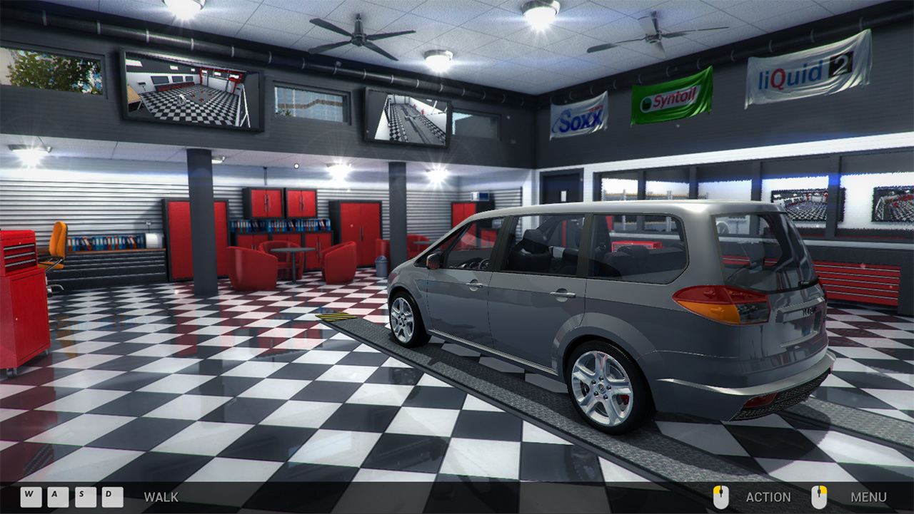 car mechanic simulator 2014 free download ocean of games. Black Bedroom Furniture Sets. Home Design Ideas