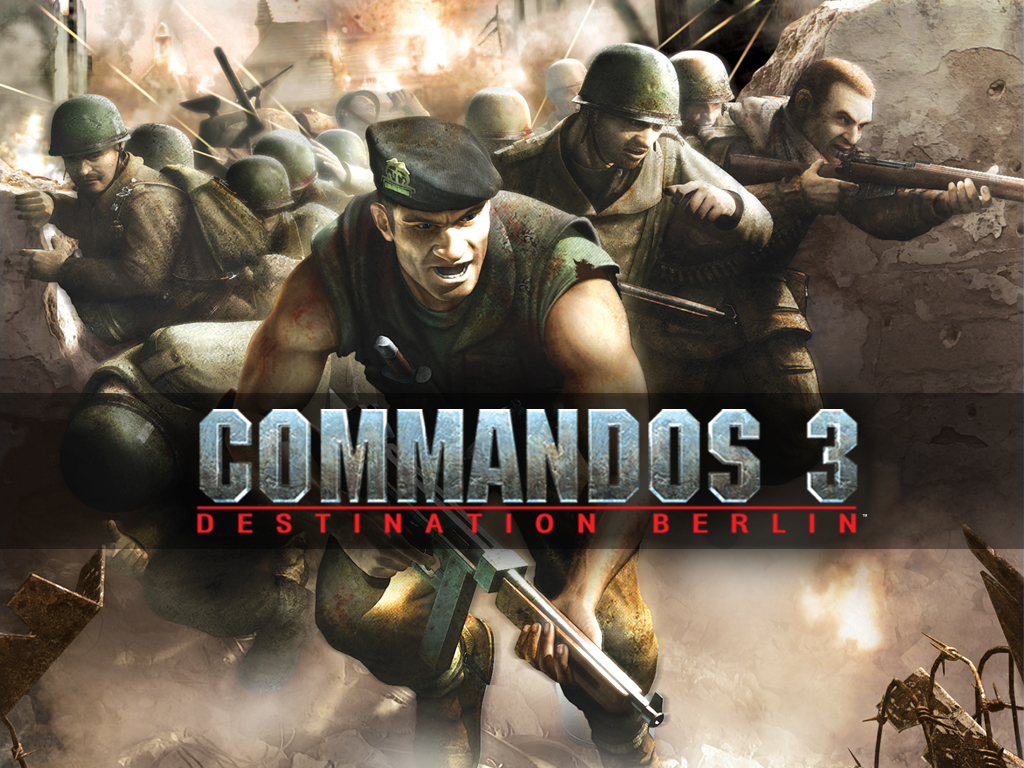 Commandos 3 Destination Berlin Free Download