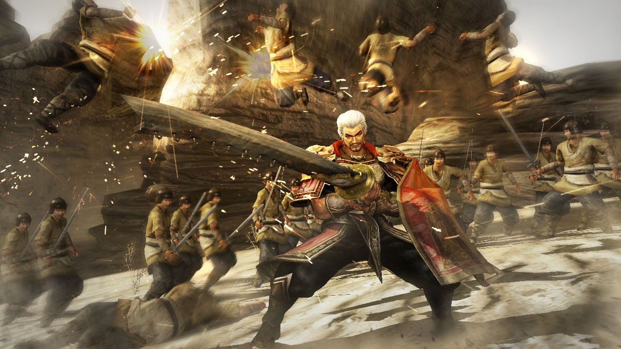 Dynasty Warriors 8 Download