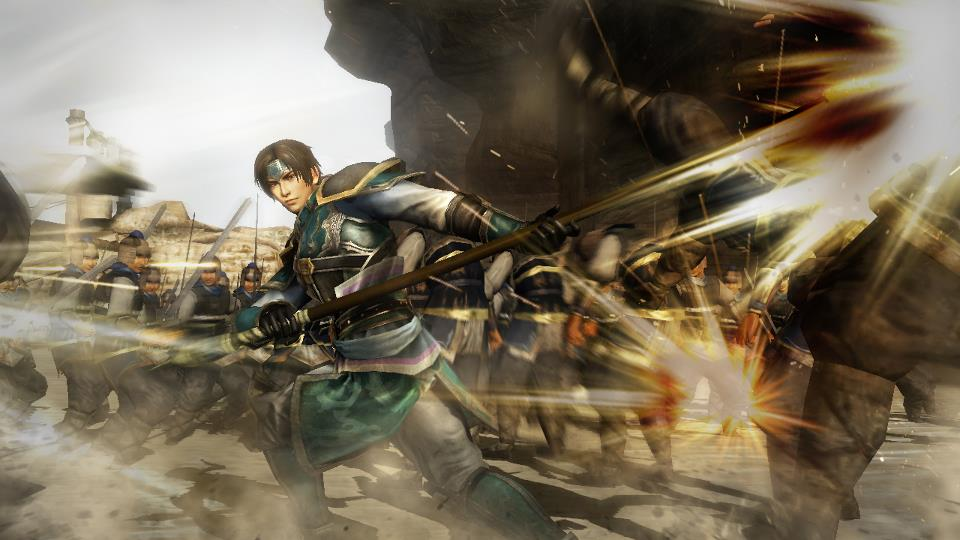 Dynasty Warriors 8 free